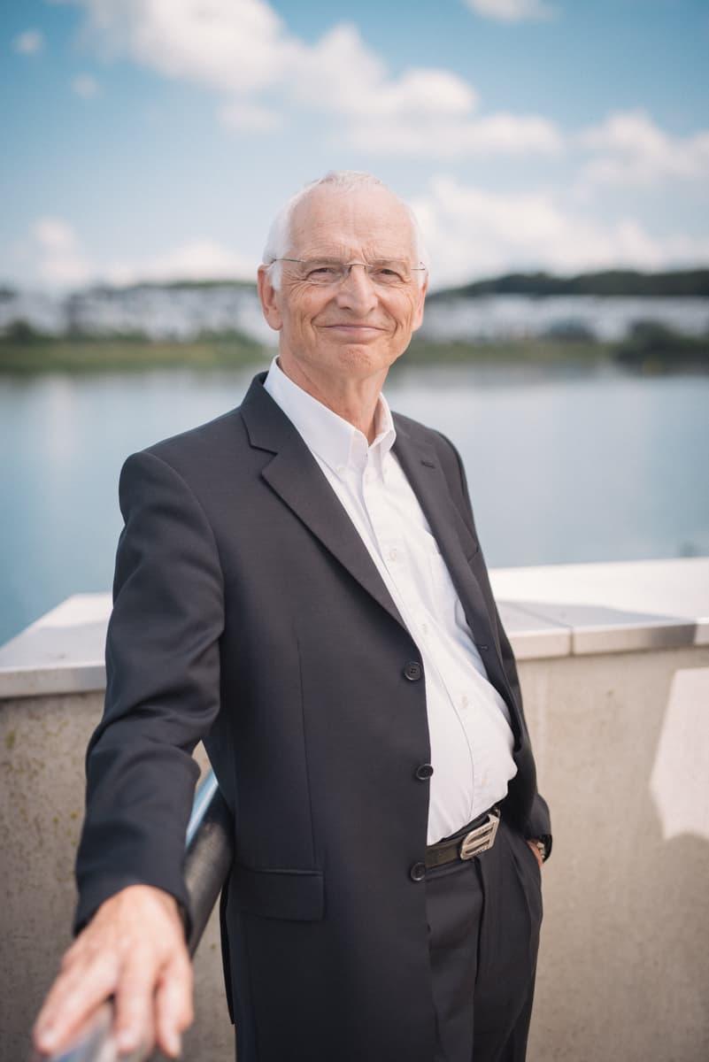 Klaus Spieker, Immobilienmakler in Dortmund